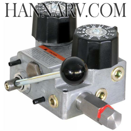 Buyers HV715 Hydraulic Spreader Valve (Valve Only) - 7/15 GPM 83-1/4 LPM 2000 PSI 140 BAR