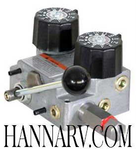 Buyers HV1030E Hydraulic Electric Spreader Valve (Valve Only) - 10/30 GPM 155 LPM 2000 PSI 140 BAR