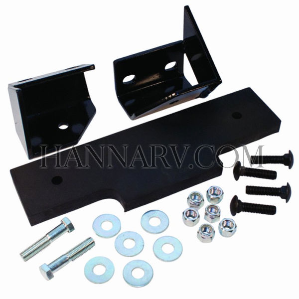 Buyers 1304410 Western MVP V-Plow Center Flap Kit with Hardware - Replaces Western OEM 62636