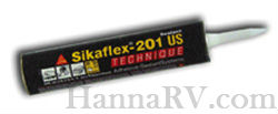 AP Products 0201241 Sikaflex 201 White Sealant