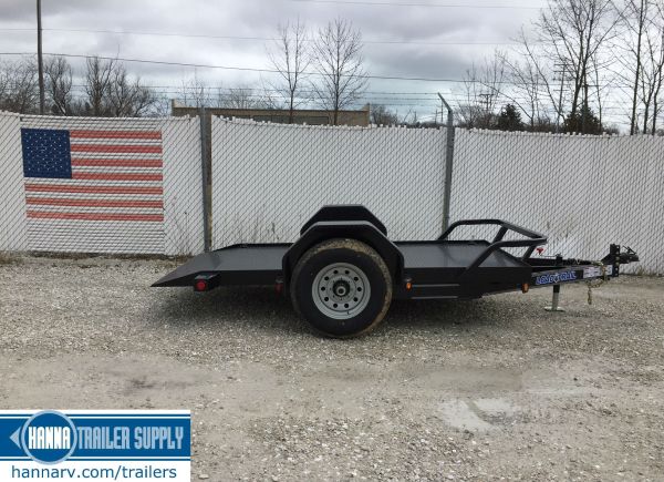 Equipment trailers, skidsteer trailers