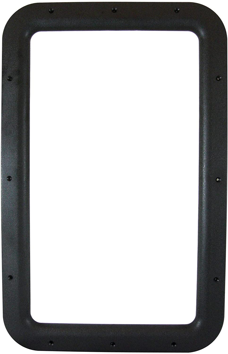 Valterra A77012 Interior Entrance Door Window Frame - Black