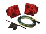 Snowmobile Trailer Lights and Wiring
