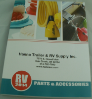 Hanna Trailer Supply RV Parts Catalog - RV Covers, RV Hardware, Camping Supplies And More!