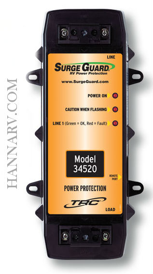 RV electrical, RV electrical system, RV surge protector, Surge Guard