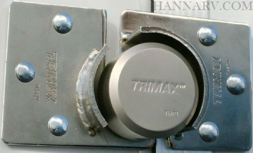 Trimax Thpxl Hockey Puck Internal Shackle Door Lock Mfg