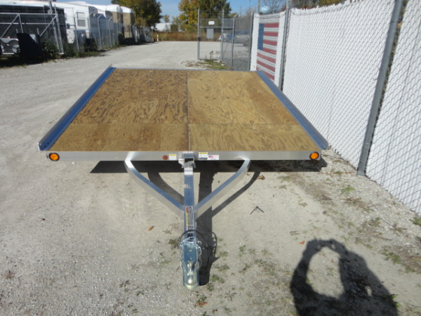 Triton XT10 Aluminum Snowmobile Trailer For Sale At Best Price Chicago Illinois triton xt10 101 aluminum tilt bed snowmobile trailer xt10101 newman sled bed trailer wiring diagram at aneh.co