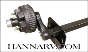 Triton Axles, Brakes And Components | Hanna Trailer Supply Oak ...