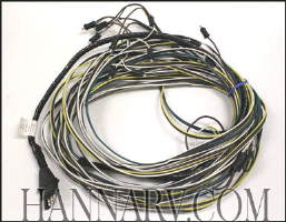 Triton 04972 Pontoon Trailer Wire Harness Milwaukee Chicago New York Texas Florida_THL triton trailer lights and wiring hanna trailer supply oak creek triton snowmobile trailer wiring diagram at alyssarenee.co