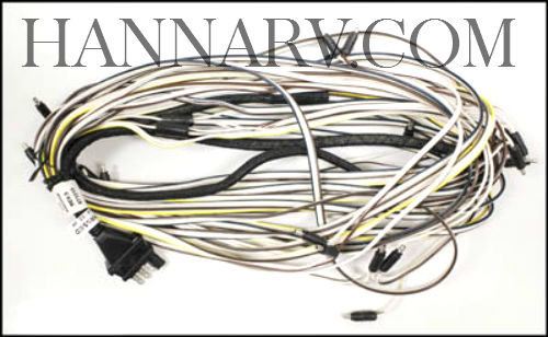 Wiring Harness For Triton Trailer : Triton elite wcii and ltwcii pwc trailer wire