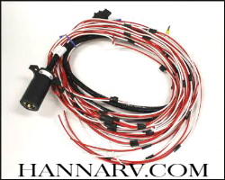 Triton 07852 ATV EB Tongue Wire Harness_THL triton 09242 trailer wire plug holder triton 09242 hanna triton 08427 snowmobile trailer wire harness at couponss.co