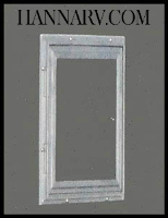 Triton 09037-GR Gray Gas Door