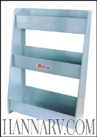 Triton 10555 Three Shelf Oil Rack