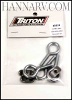Triton 15319 Combo Wall Quick Release Tie Down Kit