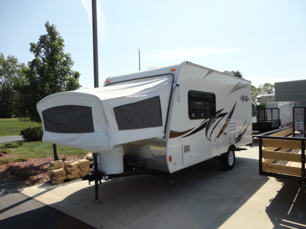 Used Ultra Lite Travel Trailers For Sale In Michigan
