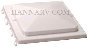 Rv Vent Covers Ventmate 61628 White Polypropylene Rv