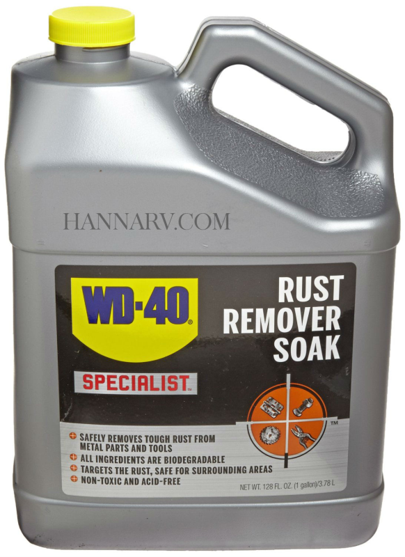 wd 40 30042 specialist rust soak gallon hanna trailer supply oak creek wisconsin. Black Bedroom Furniture Sets. Home Design Ideas