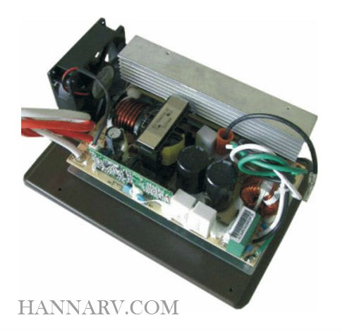 WFCO WF 8935 MBA 35 Amp Main Board Assembly Replacement wfco wf 8735p 35 amp power center hanna trailer supply oak wfco wf8735p wiring diagram at gsmx.co