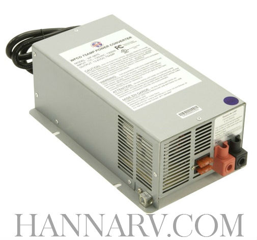 Wfco Wf 9835 35 Amp Rv Power Converter Hanna Trailer