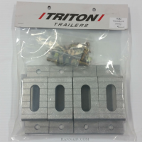 Triton 11242 3/8-inch Tie Down Kit (Set of 4)