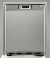 Norcold NR740SS 1.7 Cubic Foot AC/DC Refrigerator - Stainless Steel