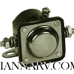 Buyers 1304819 Curtis Snowplows 12 Volt Solenoid - Replaces Curtis OEM 1TBP61A