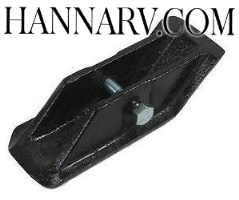 Buyers 1303015 Meyer Snow Plow Runner Shoe ST-78 / C-8.5 - Replaces OEM 07006
