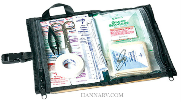 Coleman 824-271T Base Camp First Aid Kit
