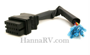 v_4160_Buyers MSC4753 Boss Truck Side 13 Pin Repair End Harness_THL boss plow parts replacement parts buyers product company boss rt3 truck side wiring harness at eliteediting.co
