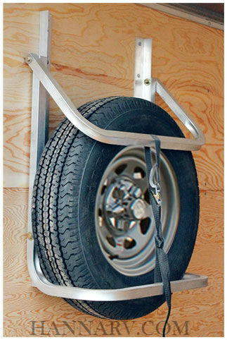 Triton 14688 Hoop Style Spare Tire Carrier Kit For