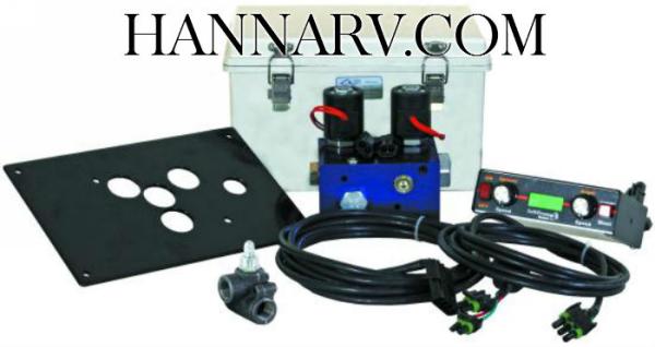 Buyers Hv715ep Sam Electric Hydraulic Spreader Control Kit