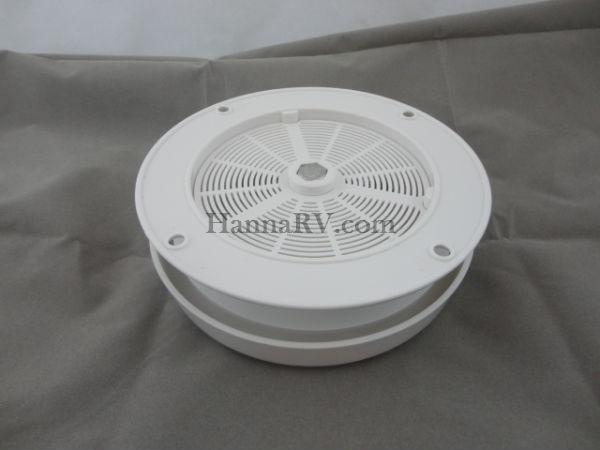 Keystone 102776 Mushroom Attic Roof Vent For Keystone RV Trailers   Polar  White