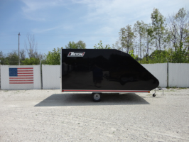 Triton TC128 Aluminum Snowmobile & ATV Trailer - Waukesha