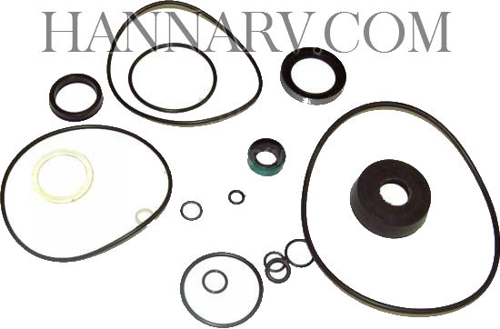 Buyers 1306220 Meyer Diamond E-60 Snowplow Basic Seal Kit - Replaces OEM 15707