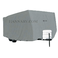 Classic Accessories 80-177 PolyPRO I Travel Trailer Cover 24-feet - 27-feet
