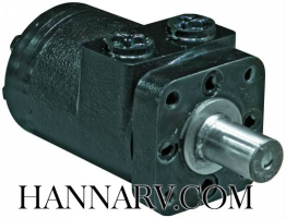 Buyers CM012P HydraStar Hydraulic Salt Spreader Gear Box Auger Motor (2 Bolt 4.5 CIPR) - Replaces C-