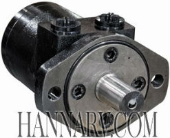 Buyers CM034P HydraStar Hydraulic Salt Spreader Gear Box Auger Motor (4 Bolt 7.3 CIPR)