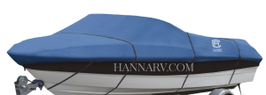 Classic Accessories 20-146-090501-00 V-hull/Tri-Hull Runabout And Aluminum Bass Boat Cover 14-feet T