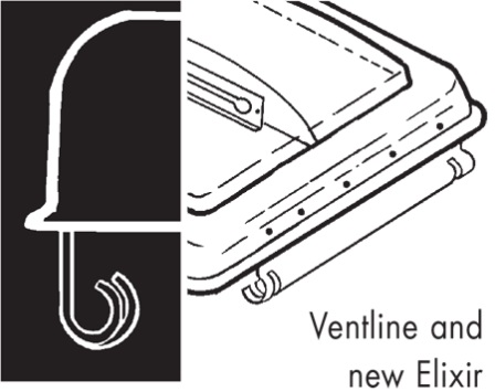 Older Ventline Hinge RV Vent And Cover Hinge Diagram