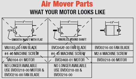 Dexter Bvdo218 00 Ventline Replacement 12 Volt Dc Motor