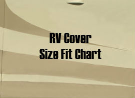 RV Cover Size Fit Chart