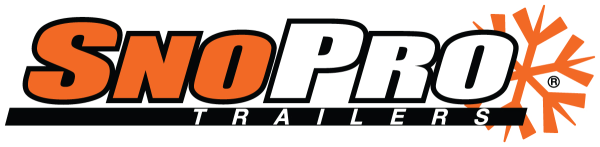 Alcom Snopro Aluminum Snowmobile Trailers Logo