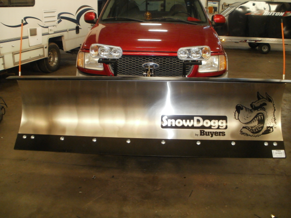 Hanna Trailer Supply Service Center Snowplow Installation And Repair Services