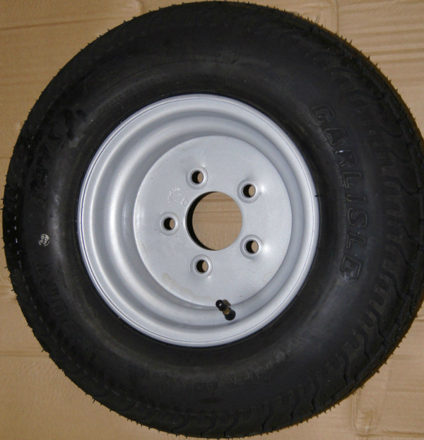 Shorelander Boat Trailer Tire And Wheel Assembly - Shop For More Tires And Wheels For Sale