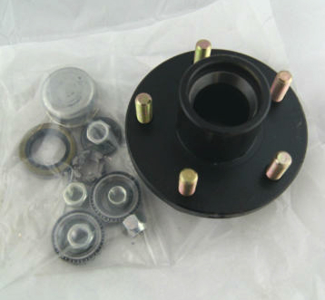 Shorelander Boat Trailer Hub and Bearing Kit - Shop For More Axle, Hub, And Brake Parts For Sale
