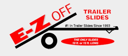 Slide Guides Inc. E-Z Off Trailer Slides - 12-foot Length - Pair