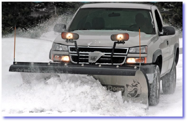 Snow Plow Sales, Parts and Accessories For Better Snowplowing