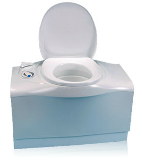 porta potti instructions for use