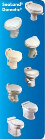Rv Toilets And Accessories Portable And Permanent