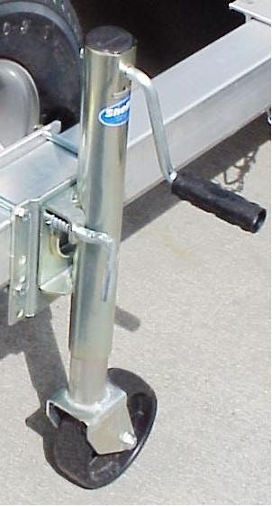 Triton Trailer Tongue Jack